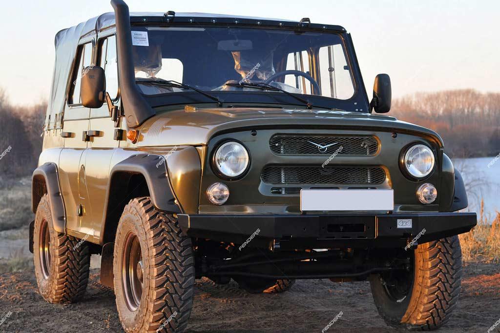 UAZ Hunter оказался востребован в Японии: машины раскупают моментально