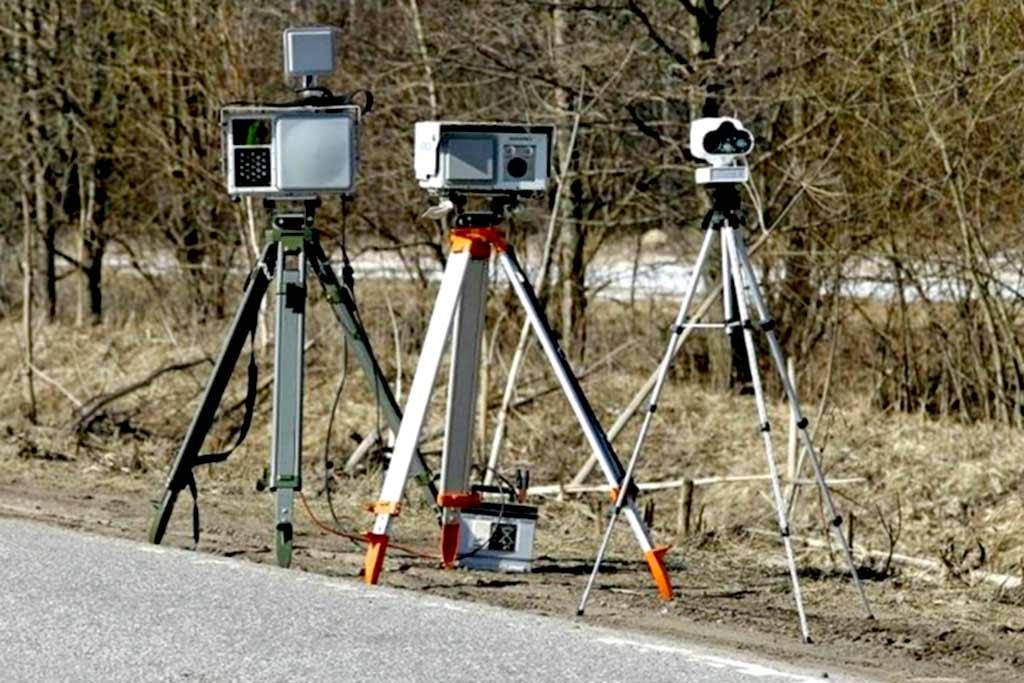 Популярные заблуждения про камеры видеофиксации нарушений
