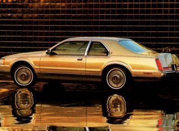 Lincoln Continental Mark VII