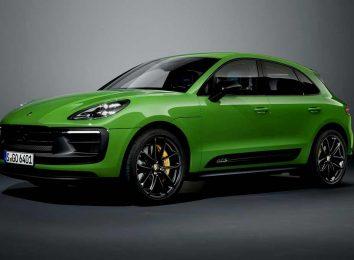 Porsche Macan GTS Sport