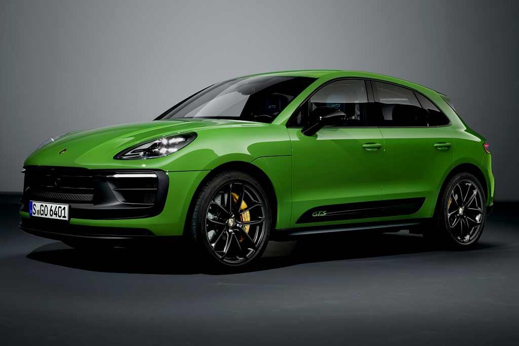 Все версии нового Porsche Macan 2022 года стали заметно мощнее