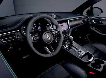 Porsche Macan S 2022