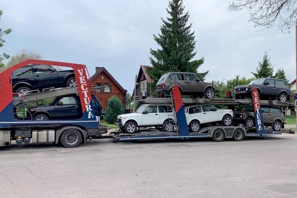АвтоВАЗ может вернуться в Европу с новой Lada Niva: хотя отлично продается и старая