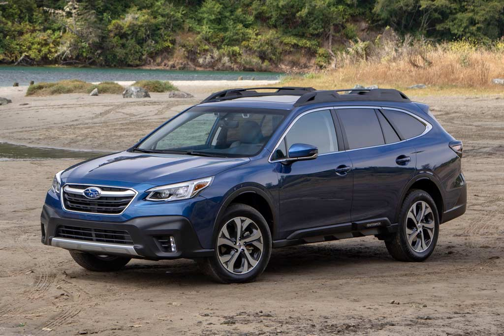 До России добрался новый Subaru Outback 6: ценник неоправданно высокий