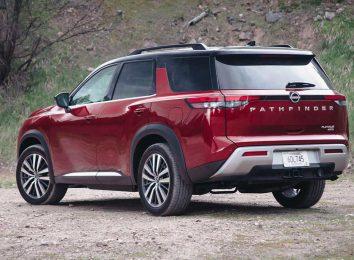 Nissan Pathfinder R53