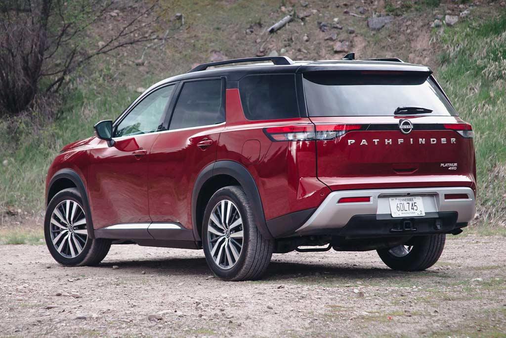 На российском сайте Nissan Motor появился новый Pathfiner R53