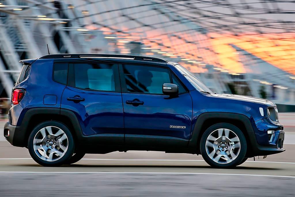 Обзор Jeep Renegade: все минусы, отзывы владельцев, комплектации и цены