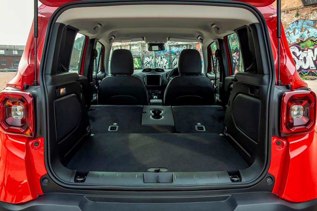Багажник Jeep Renegade