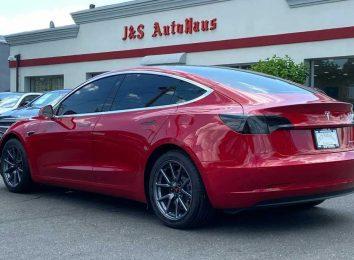 Отзыв о Tesla Model 3