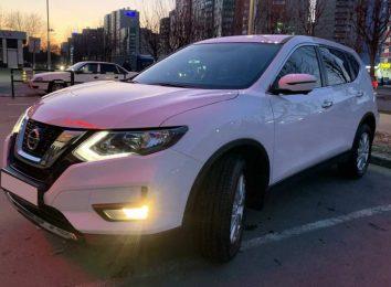Отзыв о Nissan X-Trail