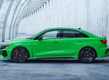Audi RS3 Sedan 2022