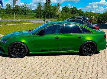 Audi RS6 (C7) седан