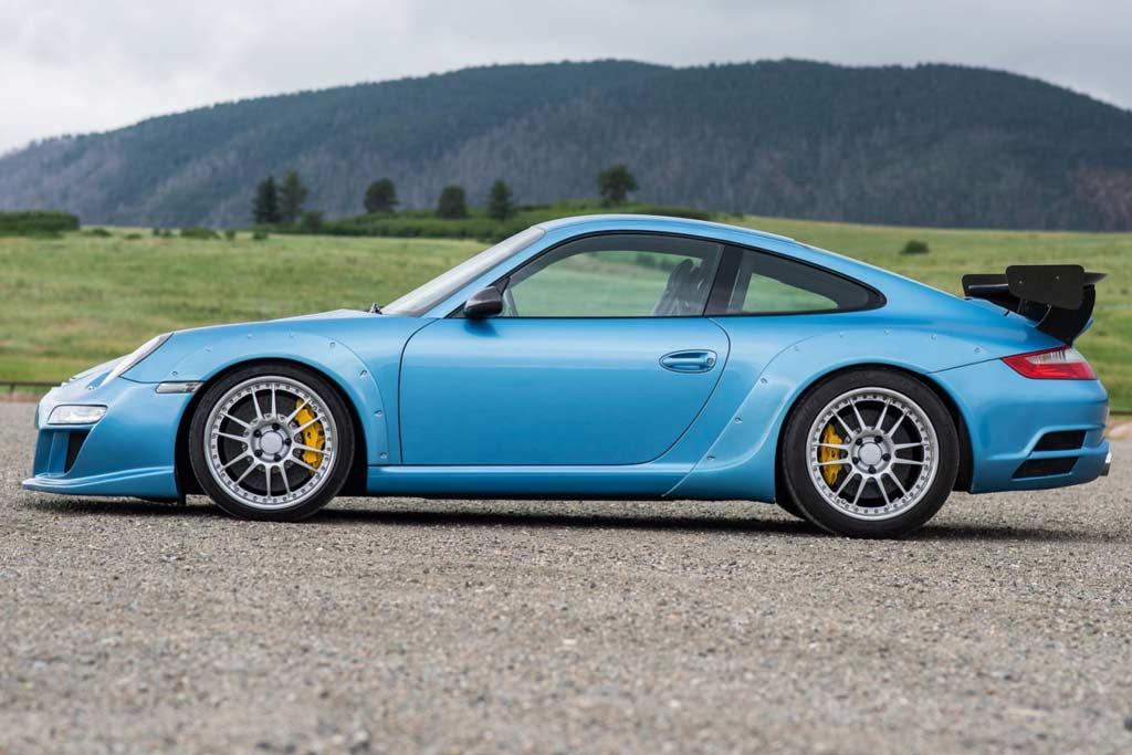 Это не просто какой-то старый Porsche 911: перед вами редкий RUF RGT