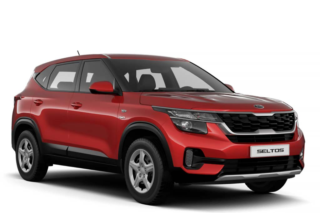Цвета кузова нового KIA Seltos 2021: девять доступных оттенков для модели