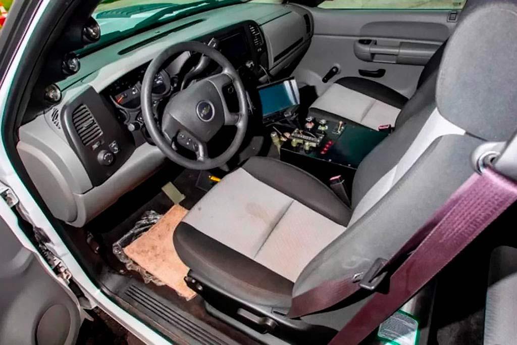 Chevrolet Silverado Yeti