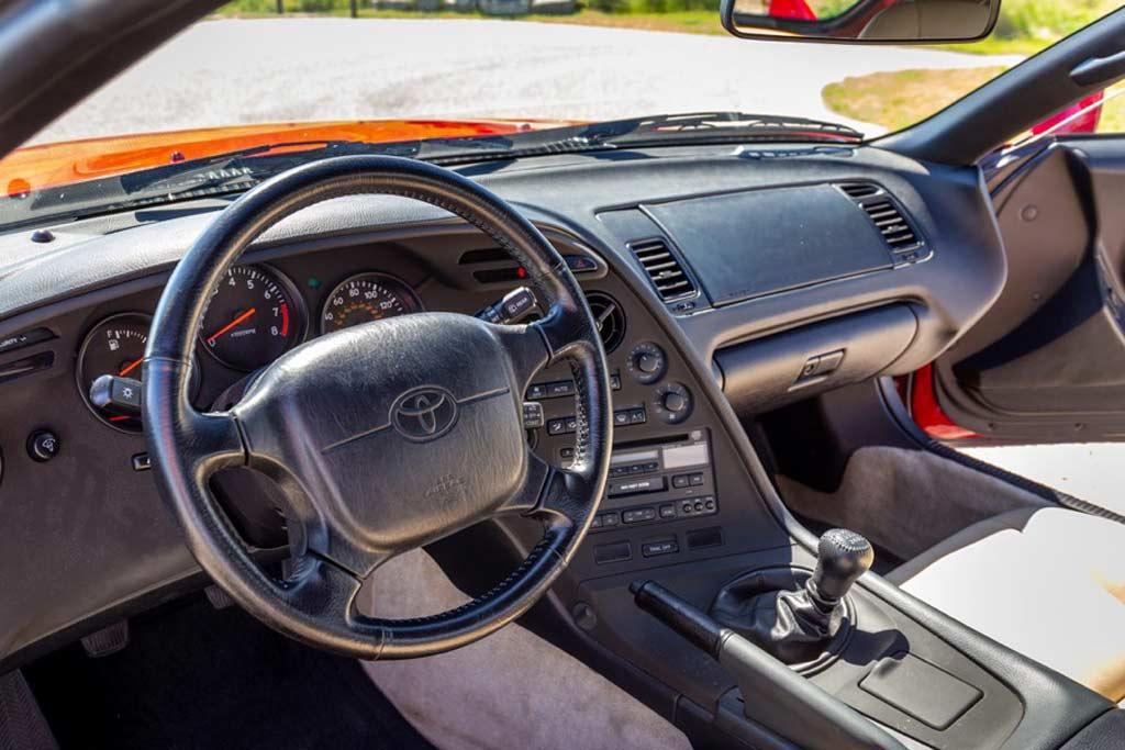 Toyota Supra Turbo A80