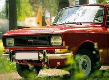 Коллекция советских автомобилей и мотоциклов