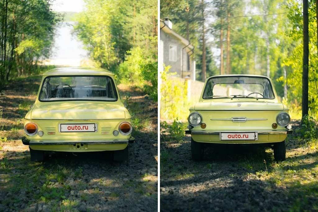 Коллекционер выставил на продажу советские машины по скромной цене