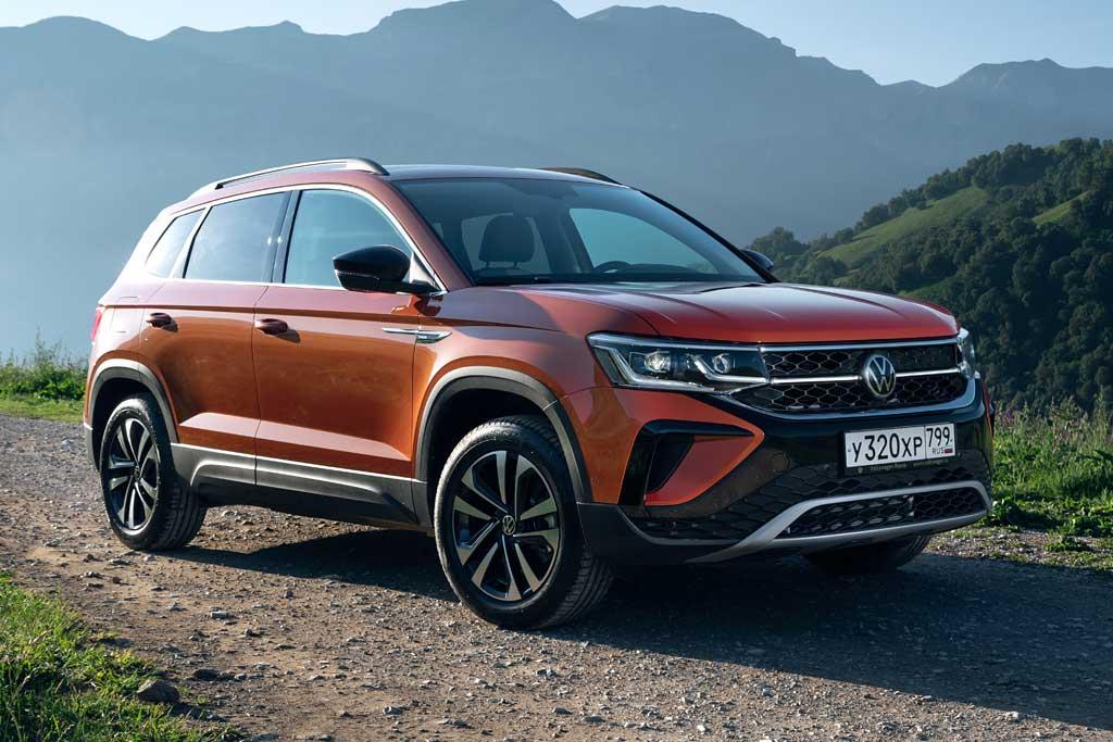 Обзор нового Volkswagen Taos 2021: комплектации и цены, фото и характеристики