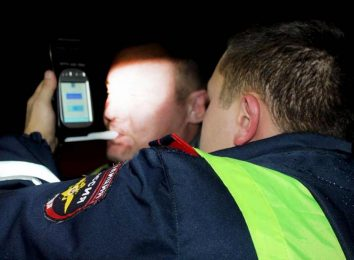 Ужесточение за пьяное вождение