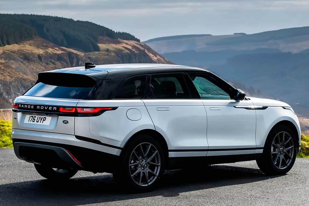 Range Rover Velar в новом кузове