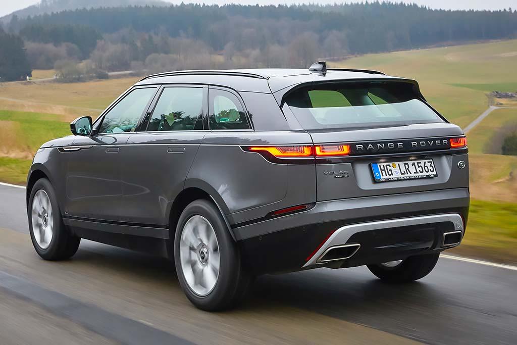 Обзор нового Range Rover Velar 2021: все минусы, отзывы владельцев, фото и цены