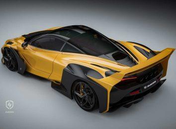 McLaren 720S от Zacoe