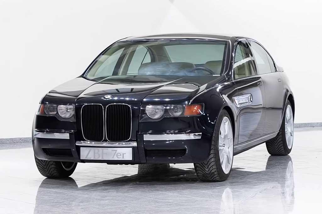 Оказалось, что в BMW придумали огромные «ноздри» еще 25 лет назад