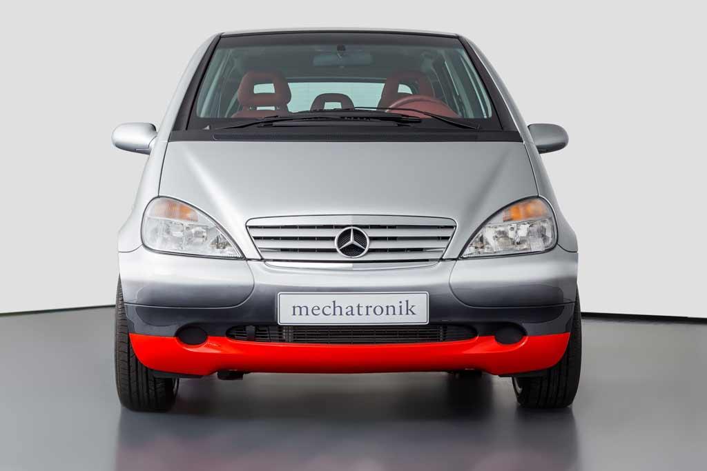 Mercedes A160 Edition Häkkinen