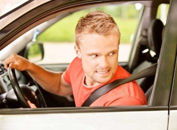 Аккуратный водитель