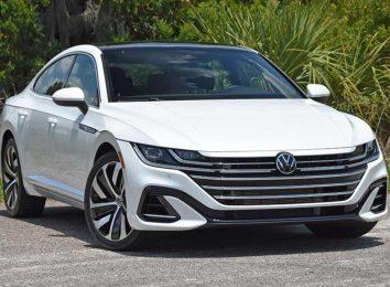 VW Arteon 2022
