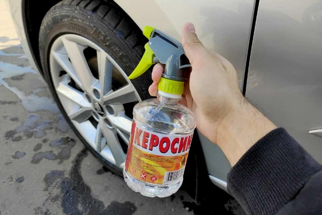 Как избавиться от битумных пятен на кузове и не повредить ЛКП
