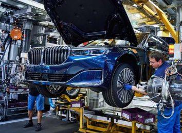 Предприятие BMW