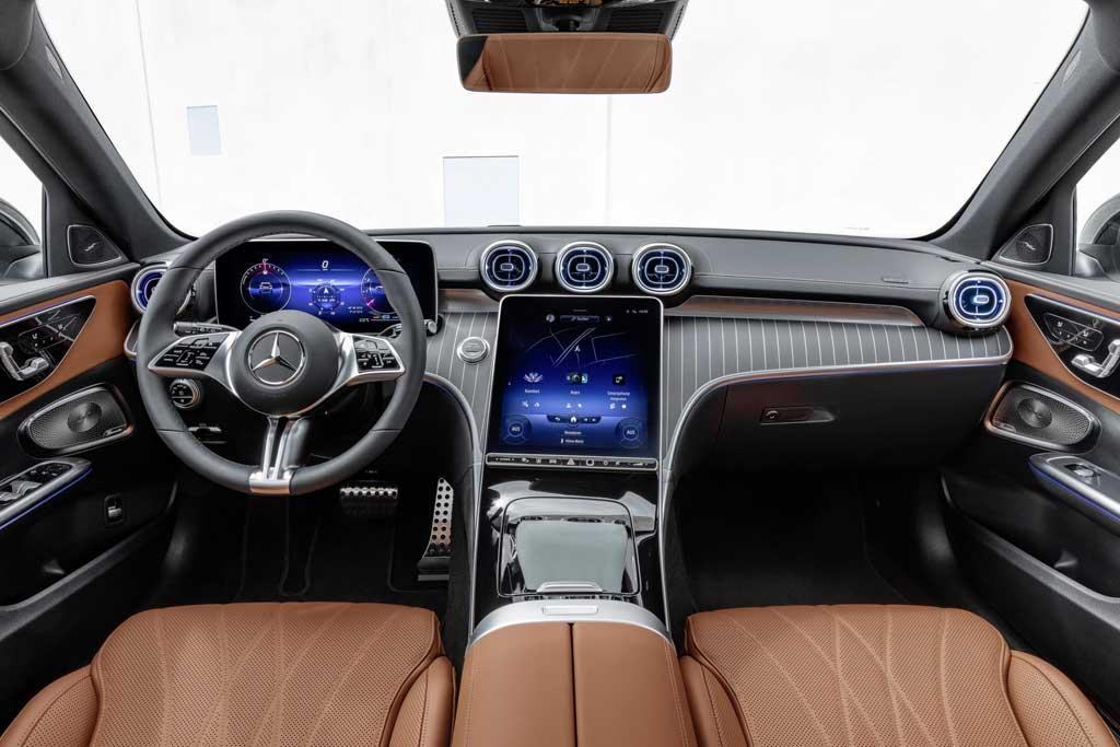 Mercedes C-Class All-Terrain