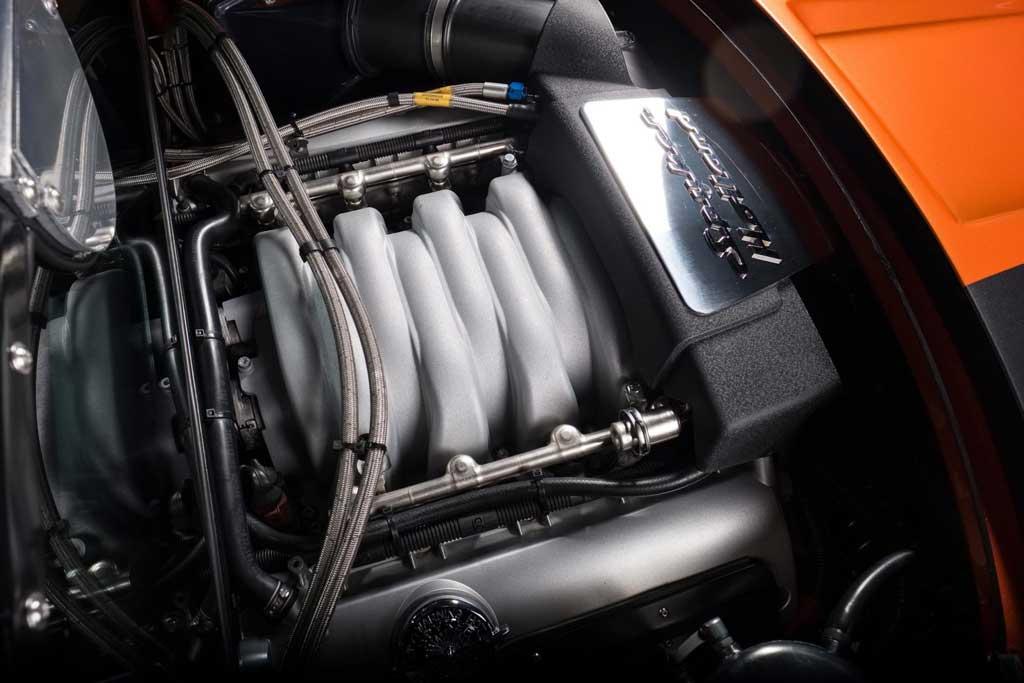 Ценник за спорткар Spyker C8 Laviolette LM85 перевалил за 20 млн рублей