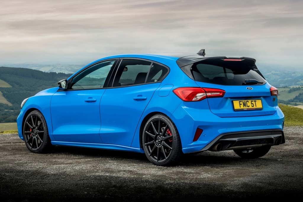 Ford Focus ST Edition: спецверсия хэтча с особыми настройками подвески