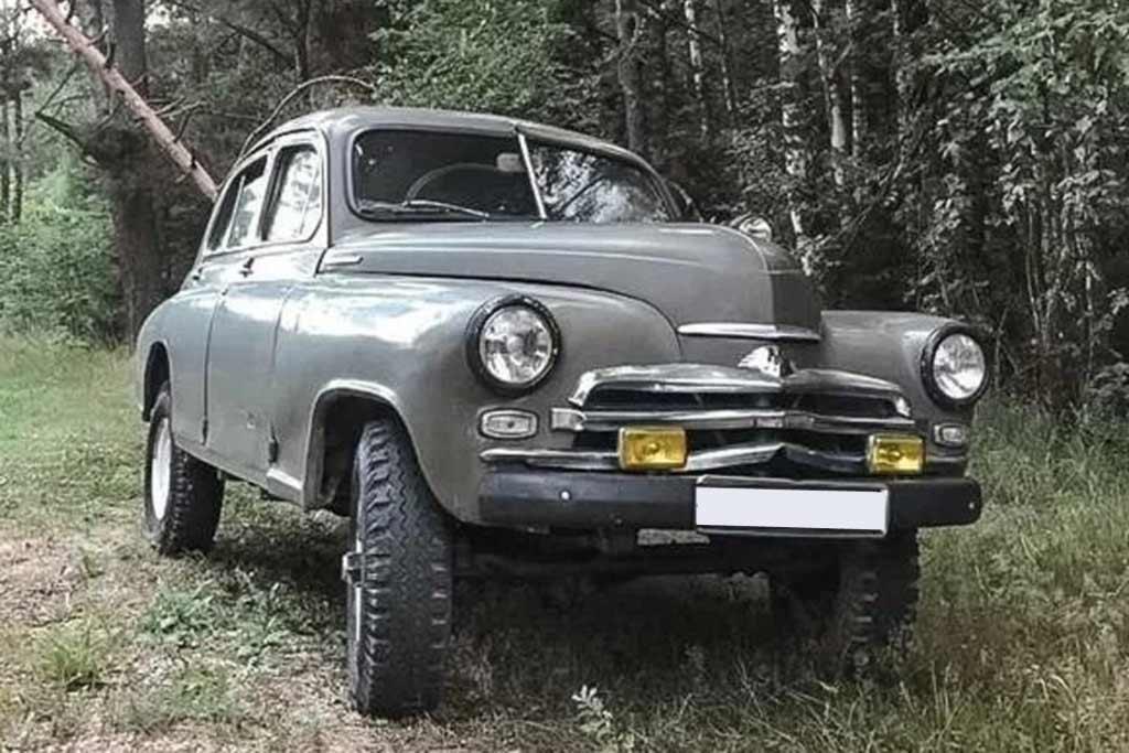 ГАЗ М-72