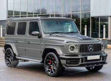 Mercedes-AMG G63 Carbon Wide Track Edition