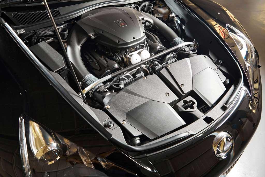 Lexus LFA Nurburgring Edition с символическим пробегом пустят с молотка