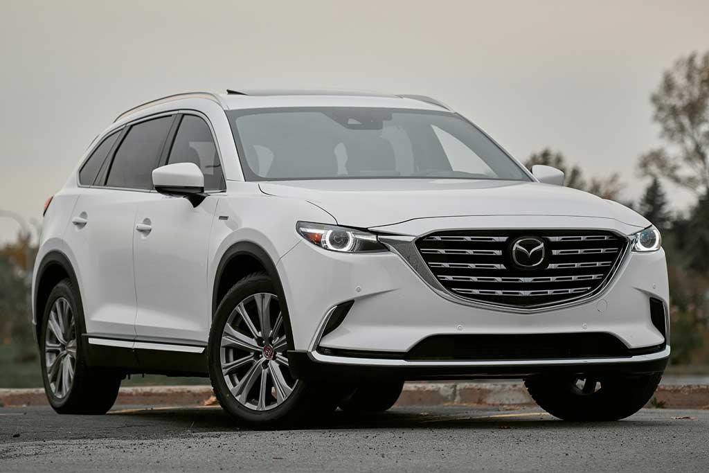 Недостатки Mazda CX-9 2021: все минусы и плюсы по отзывам владельцев
