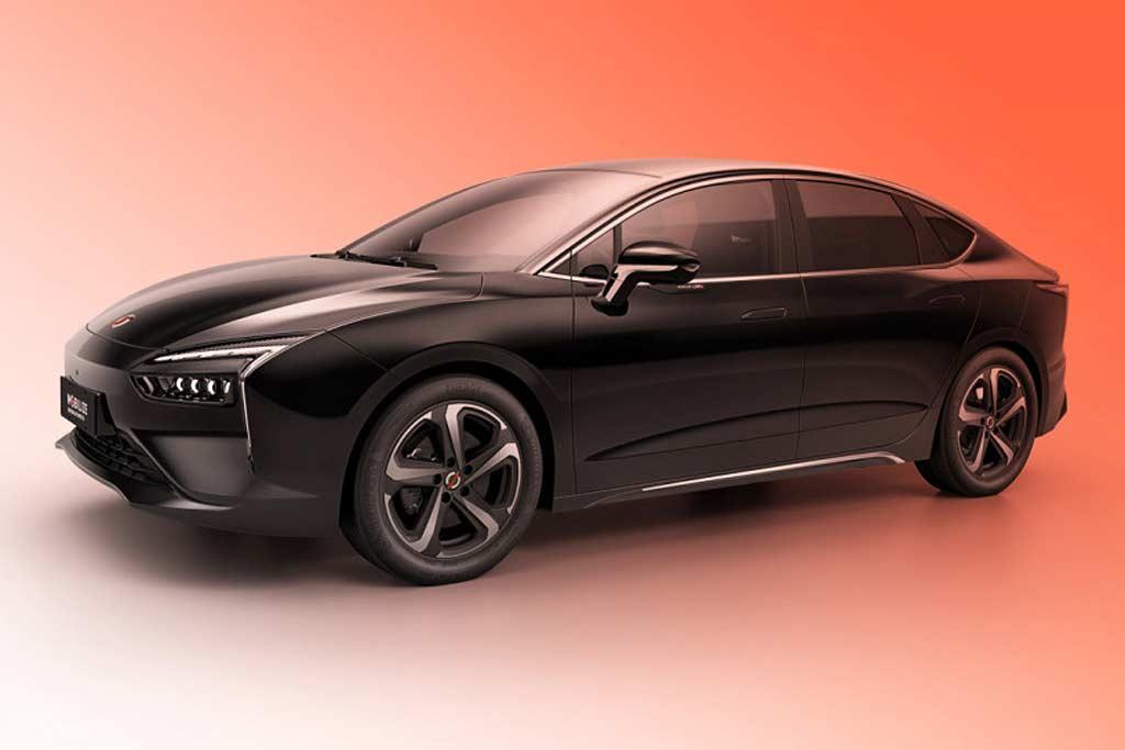 Компания Renault презентовала седан Mobilize Limo для такси и каршеринга