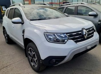 Отзыв о Renault Duster 1.6 МКПП