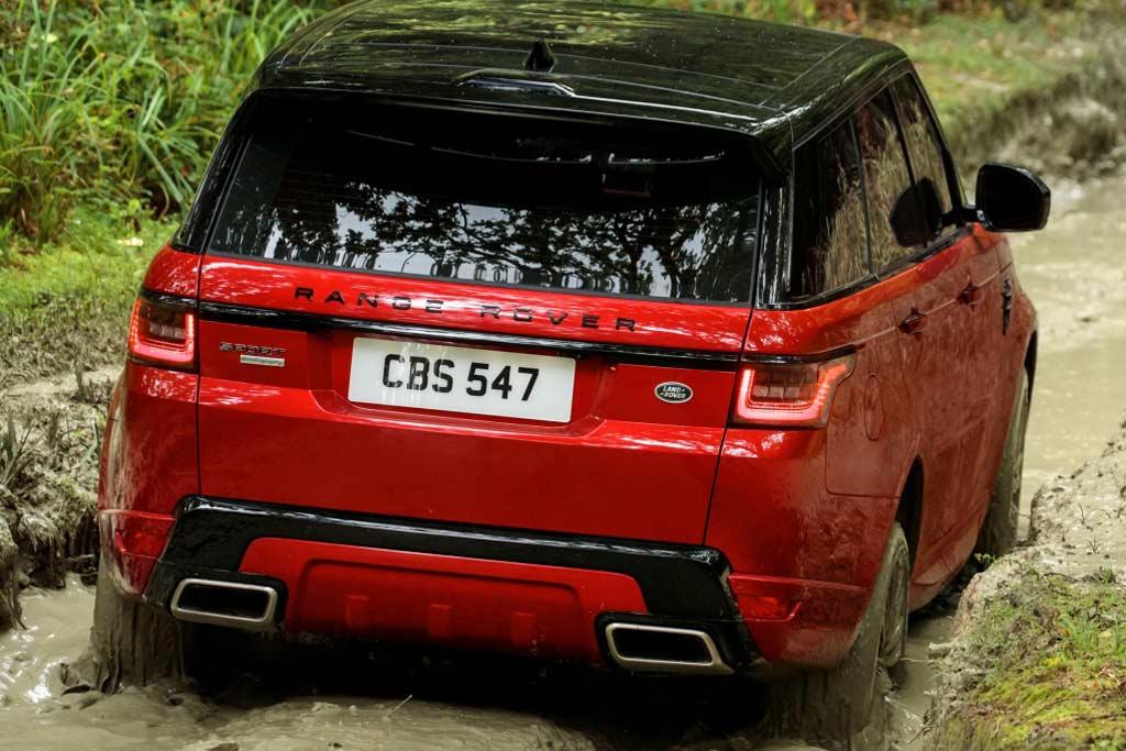 Все минусы Range Rover Sport 2021: обзор внедорожника, отзывы владельцев