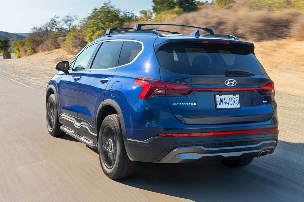 Hyundai Santa Fe XRT