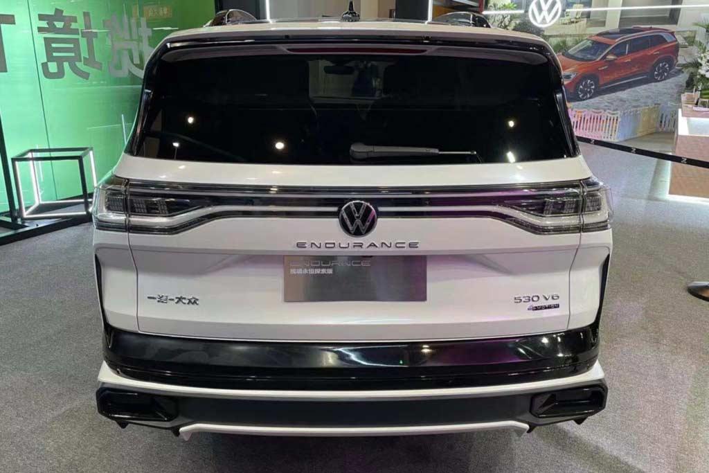 VW Talagon Endurance
