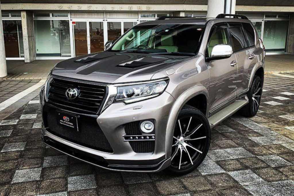 Новый Toyota Land Cruiser Prado 250 может дебютировать летом 2022-го