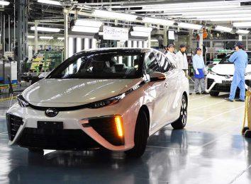 Дефицит автомобилей Toyota