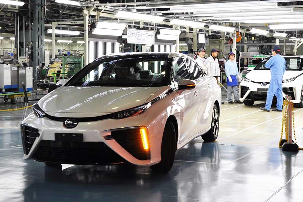 Дефицит новых автомобилей Toyota в Японии достиг невиданных масштабов