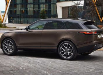 Range Rover Velar 2022