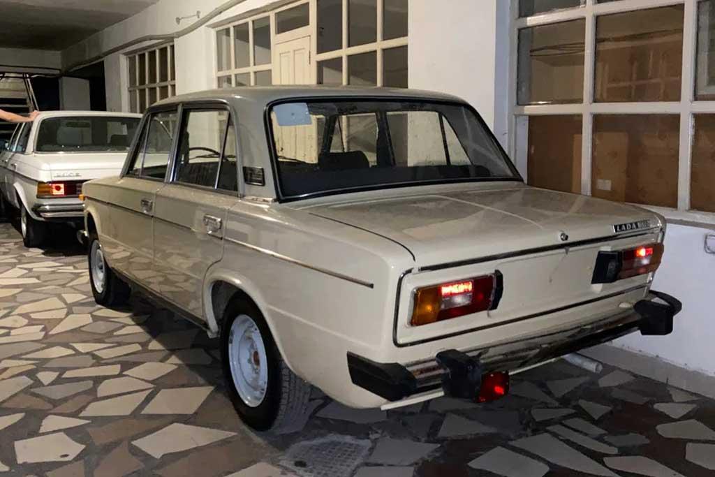 «Жигули» за 3,8 млн руб: в Казахстане продают очень дорогой ВАЗ-2106